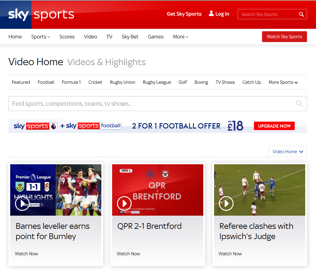 Methods to Watch Sky Sports Live Streaming for Free